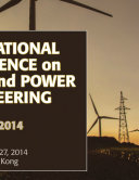 International Conference on Energy and Power Engineering  EPE2014