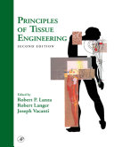 Principles Of Tissue Engineering Book PDF