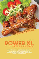 Power XL Air Fryer Guidebook