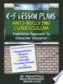 K 5 Lesson Plans Book PDF