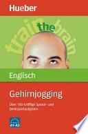 Gehirnjogging Englisch Book