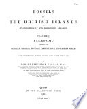 Fossils of the British Islands Stratigraphically and Zoologically Arranged