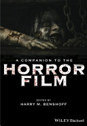 A Companion to the Horror Film ebook