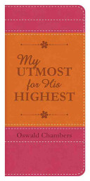 My Utmost for His Highest  Pink