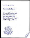 Treaties In Force