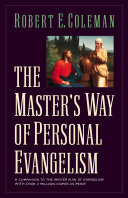 The Master's Way of Personal Evangelism