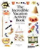 Incredible Vacation Activity Book