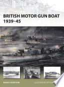 British Motor Gun Boat 1939   45
