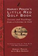 Harvey Penick's Little Red Golf Book
