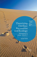 Pdf Theorizing Outdoor Recreation and Ecology Telecharger