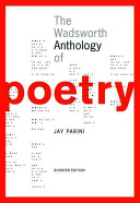 The wadsworth anthology of poetry jay parini google books the wadsworth anthology of poetry jay parini no preview available 2005 fandeluxe Gallery