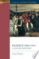 France 1800 1914