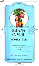 State C M B  Newsletter