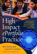 High-Impact ePortfolio Practice