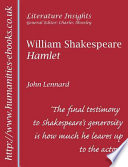Free William Shakespeare Read Online
