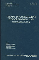Trends in Comparative Endocrinology and Neurobiology