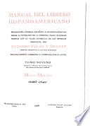 Manual del librero hispanoamericano