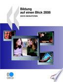 Bildung auf einen Blick 2008