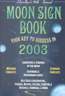 Moon Sign Book Book PDF