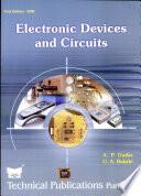 Electronics Devices And Circuits - A P Godse, U A Bakshi