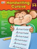Handwriting: Cursive Workbook