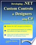 Developing Net Custom Controls And Designers Using C
