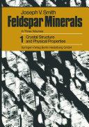 Feldspar Minerals [Pdf/ePub] eBook