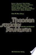 Theorien sozialer Strukturen