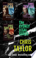 The Sydney Legal Series Boxed Set Collection Books 4-6