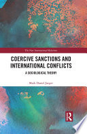 Coercive Sanctions And International Conflicts