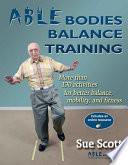 ABLE Bodies Balance Training Book PDF
