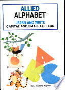Allied Alphabet : Learn And Write Small And Capital Letters