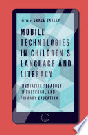 Mobile Technologies In Children S Language And Literacy Book PDF