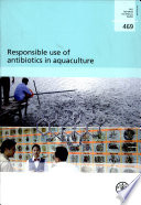 Responsible Use Of Antibiotics In Aquaculture Book PDF