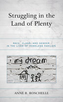 Struggling in the land of plenty: race, class, and gender in the lives of homeless families