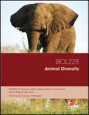 CUST Animal Diversity Book