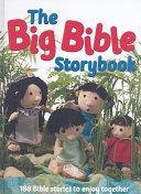 The Big Bible Storybook Book