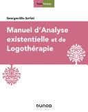 Pdf Manuel d'analyse existentielle et de logothérapie Telecharger