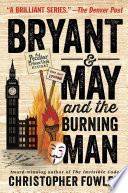 Bryant   May and the Burning Man