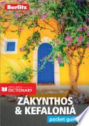 Berlitz Pocket Guide Zakynthos   Kefalonia  Travel Guide eBook