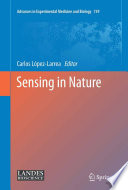 Sensing In Nature Book PDF