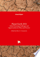 Planet Earth 2011 Book