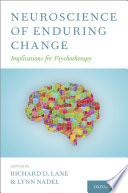 Neuroscience of Enduring Change Book
