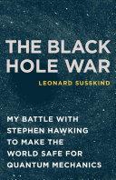 Pdf The Black Hole War Telecharger