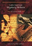 Latin American Mystery Writers