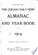 The Chicago Daily News Almanac and Year Book for     Book PDF