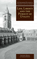 Life  Liberty and the Pursuit of Utility