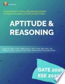 APTITUDE & REASONING for GATE & ESE 2020