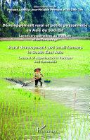 Pdf Développement rural et petite paysannerie en Asie du Sud-Est Telecharger