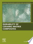 Durability of Ceramic-Matrix Composites